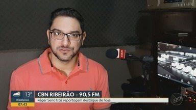 Isolamento social é um dos piores da região em Ribeirão Preto, SP - Esse é um dos destaques da Rádio CBN Ribeirão.