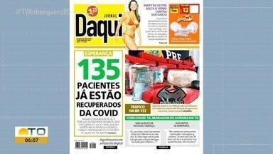 Confira os destaques do Jornal Daqui desta quarta-feira - Confira os destaques do Jornal Daqui desta quarta-feira
