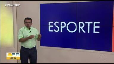 Carlos Ferreira comenta os destaques do esporte paraense desta quarta-feira (13) - Carlos Ferreira comenta os destaques do esporte paraense desta quarta-feira (13)