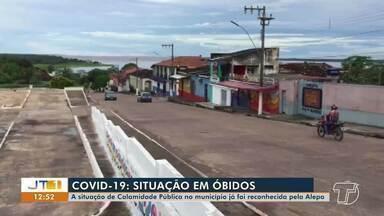 Acompanhe os números de casos confirmados de Covid-19 em cidades do oeste paraense - Em Curuá, Óbidos e Faro, ações de combate a doença têm sido realizadas.