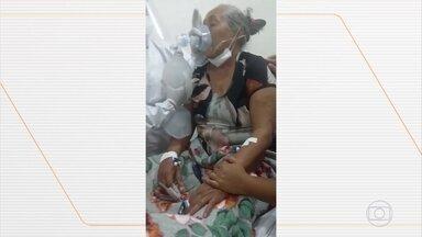 Filas à espera de vaga na UTI crescem no Amapá - O estado tem mais de 3 mil casos e 94 mortes confirmadas. Vinte e um pacientes com Covid-19 aguardam por um leito na rede estadual de saúde.
