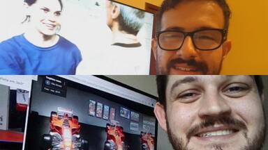 Lucas Papel e Bruno Ribeiro mostram opções de entretenimento para o fim de semana - Dupla do GE.com sugere tour online pelo museu da Ferrari e drama sobre boxe