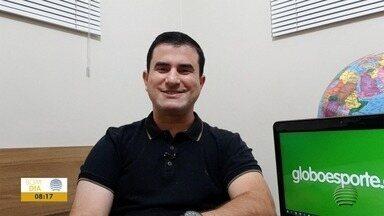 Paulo Taroco conta as novidades do esporte regional - Veja os destaques do GloboEsporte.com nesta sexta-feira (15).