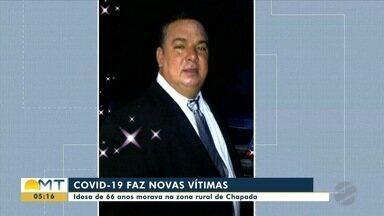Morador de Várzea Grande morre por covid-19 - Morador de Várzea Grande morre por covid-19