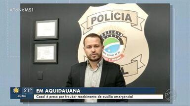 Segunda parcela de auxílio emergencial começa a ser paga na segunda - Polícia faz alerta de que golpistas se aproveitam para pegar dinheiro de beneficiários