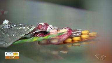 Médico alerta para riscos da automedicação, no ES - Busca por remédios pode colocar a saúde em risco.