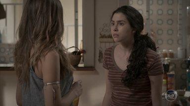 Debora acusa Cassandra de ter dopado Jonatas - Cassandra fica sem reação