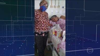Maranhão registra, há três dias, recordes no número diário de mortes pela Covid-19 - O estado ultrapassou os 11.500 casos confirmados da doença. Na capital, os hospitais seguem no limite, com 98% de ocupação dos leitos de UTI.