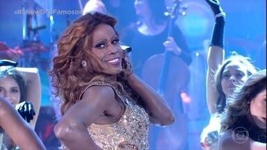 Ícaro Silva homenageia Beyoncé no Show dos Famosos - Relembre o quadro de sucesso