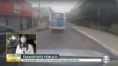 Aumenta número de passageiros no transporte público - BDSP mostra movimentação nos ônibus da capital