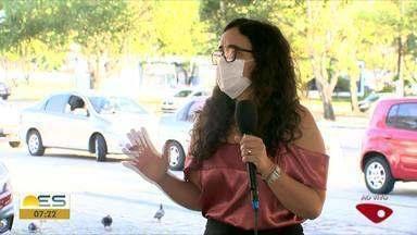 Três casas de repouso registram casos de coronavírus em Vila Velha, ES - Prefeitura está fazendo o monitoramento dos locais.