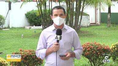 Principal investigado na operação Feldberg é preso em Rondônia - O repórter Divino Caetano traz mas informações.