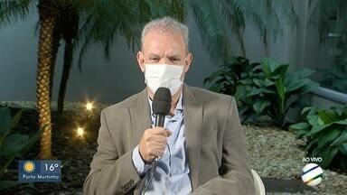 Secretário estadual de Saúde fala da possibilidade de máscaras obrigatórias em MS - Secretário estadual de Saúde fala da possibilidade de máscaras obrigatórias em MS