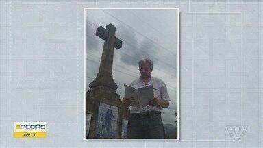 Historiador e escritor morre aos 87 anos em Cubatão - Arlindo Ferreira participou e escreveu a história do município.