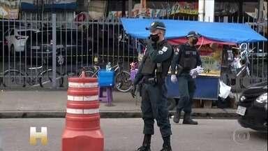Três milhões e meio de pessoas alteram a rotina com o novo isolamento no Pará - Agora são 17 cidades em lockdown.