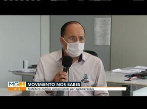 Bares de Governador Valadares registram aglomerações (Parte 3) - Lotação de pessoas causou indignação na população. Município tem seis óbitos confirmados do novo coronavírus.