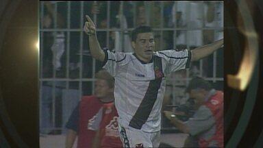 Em 1998, Vasco vence o Barcelona-EQU por 2 a 0 pelo jogo de ida da final da Libertadores - Em 1998, Vasco vence o Barcelona-EQU por 2 a 0 pelo jogo de ida da final da Libertadores
