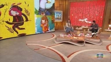 Programa de 19/05/2020 - O auxílio emergencial volta a ser tema do 'Encontro', Paula Fernandes canta Juntos e Shallow Now e Antônio Calloni mostra suas poesias