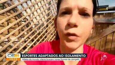 Marcos Montenegro comenta os destaques do esporte - Saiba mais em g1.com.br/ce