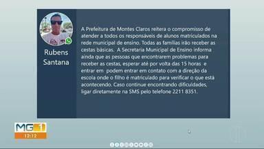 Confira as mensagens enviadas pelos telespectadores do MG1 (Parte 1) - Telespectadores enviam fotos, vídeos e mensagens para o MG1.