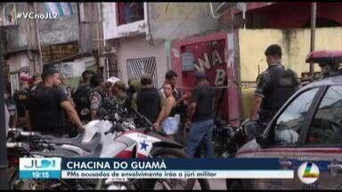 Chacina do Guamá completa um ano e famílias das vítimas pedem justiça - Chacina do Guamá completa um ano e famílias das vítimas pedem justiça