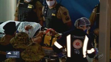 Homem ferido em troca de tiros com a PM é suspeito por morte de policial em Boa Esperança - Homem ferido em troca de tiros com a PM é suspeito por morte de policial