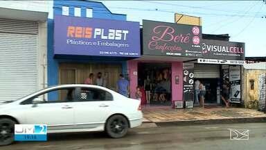 Comerciantes da Região Metropolitana de São Luís insistem em abrir portas irregularmente - A validade do decreto, que regulamenta as atividades econômicas, termina nesta quarta-feira (20).