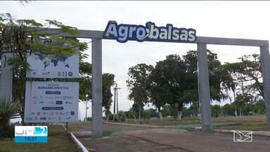 AgroBalsas é cancelada por conta da pandemia do novo coronavírus - A feira só deverá ser realizada em maio de 2021.