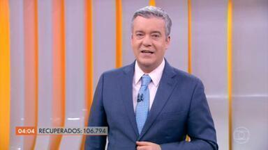 Brasil registra quase 18 mil mortes por causa da Covid-19 - Os estados de São Paulo e Rio de Janeiro respondem por 45% desses casos.