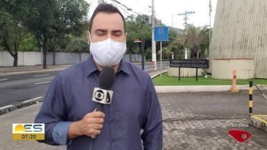 Acontece nessa terça-feira (19) votação para redução de salário de vereadores de Vitória - O repórter Aurélio de Freitas traz as informações.