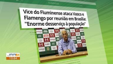 Esporte: Veja as principais notícias desta quarta-feira 20/05/2020 - Fique por dentro dos destaques no Roraima TV.