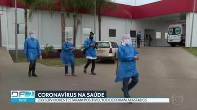 Policias civil afirmam que estão com dificuldade de fazer o teste de coronavírus - Diretor do Sindicato dos Delegados disse que mais 800 policiais com suspeita de covid-19 foram afastados.