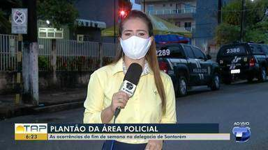 Plantão policial: confira as informações da polícia desta segunda-feira - Vejas ocorrências registradas.