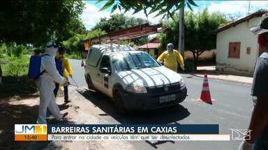 Barreiras sanitárias são instaladas nas estradas que dão acesso a Caxias - Diretor de Vigilância de Zoonoses, Natanael Reis, fala sobre o assunto na manhã desta quinta-feira