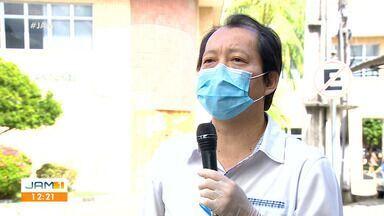 Rede do Bem: Instituições fazem doações para Hospital de Medicina Tropical - Ação visa ajudar no enfrentamento da pandemia