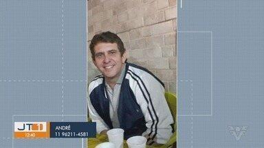 Família procura homem desaparecido há mais de dez dias em Guarujá - André Luis tem 41 anos e saiu de casa sem celular nem cartões bancários.