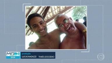 As histórias de duas vidas levadas pela COVID-19 em Minas - Matheus Lobo, de Betim, tinha 23 anos e morreu nesta semana. Jair Quirino, de 62 anos, era de Martinho Campos e morreu em 26 de abril.