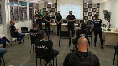 Polícia descobre esquema de desvio de dinheiro na Região Metropolitana de Porto Alegre - Assista ao vídeo.