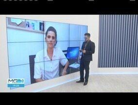 Confira o balanço da Covid-19 na área da Inter TV Vales de Minas Gerais - Caratinga confirmou quatro novos casos e Ipatinga teve oito confirmações.