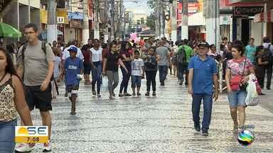 Sergipe tem a sexta maior taxa de desocupação do país - Taxa se manteve igual à do mesmo período do ano passado.