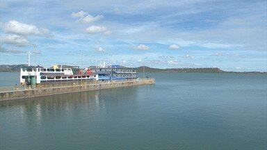 Lago do Sobradinho, no Sertão, volta a encher após oito anos - Confira.
