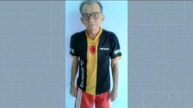 Paciente morre menos de 24 horas depois de ter alta - Seu Valdecir, de 75 anos, morreu em casa. Ele estava internado no Hospital Estadual Anchieta.