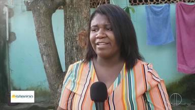 Dona de casa de Campos, RJ, conta a vida com humor nas redes sociais - Tailane Garcia tomou conta da internet com vídeos que mostram a vida como ela é. Tudo é produzido dentro do quintal da casa dela.