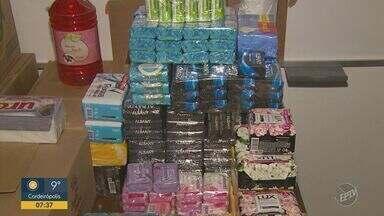 Pedidos de ajuda no Fundo Social de Araraquara aumentam durante a pandemia - Agora, são entregues dez vezes mais cestas básicas que o normal.