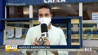 Caixa segue com o pagamento da segunda parcela do auxílio emergencial - Caixa segue com o pagamento da segunda parcela do auxílio emergencial