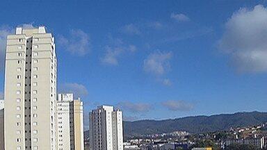 Veja a previsão do tempo para o Alto Tietê nesta segunda-feira (25) - Confira como fica o tempo nas cidades da região.