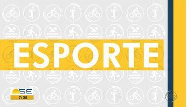 Confira o que é notícia no esporte sergipano durante a pandemia - Confira o que é notícia no esporte sergipano durante a pandemia.