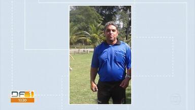 Vigilante mandou áudio para a irmã cinco dias antes de morrer da Covid-19 - Reginaldo Almeida, de 52 anos, morreu na última sexta-feira (22). Ele trabalhou por 21 anos como segurança da Residência Oficial de Águas Claras. No áudio, ele fala para a irmã sobre a dificuldade de respirar.