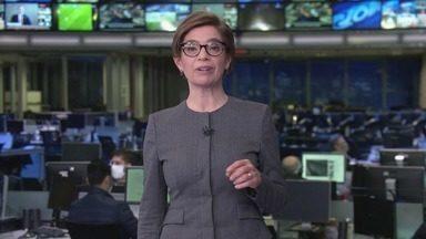 Jornal da Globo, Edição de segunda-feira, 25/05/2020 - As notícias do dia com a análise de comentaristas, espaço para a crônica e opinião.
