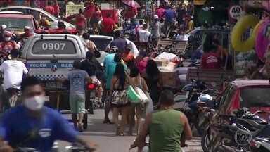 Ministério Público pede à justiça o lockdown da cidade de Breves, no Pará - Segundo estudo da Universidade Federal de Pelotas, um em cada quatro habitantes do município está contaminado com a Covid-19.